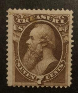 TDStamps: US Official Stamps Scott#O76 Mint H OG Gum Dist.