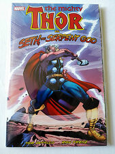 The mighty Thor - Seth, the Serpent God - Marvel Comics - Tradepaperback