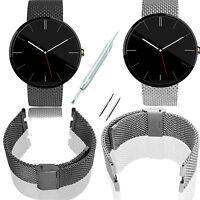 For Motorola Moto 360 1st Gen Watch,Premium Stainless Steel Watch Band Strap USA