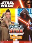 Album Star Wars: Topps Force Attax Tradding cards game - Nuevo y vacio