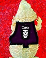 Lil' Bestie Bearded Dragon reptile Harness and Leash Misfits