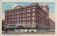 c1910 ROCHESTER Minnesota Minn Postcard Mn THE ZUMBRO HOSPITAL