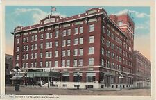 c1910 ROCHESTER Minnesota Minn Postcard Mn THE ZUMBRO HOSPITAL