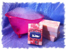 Red Currant _ Bob Marshall SPA Sulphur Mineral Soaps Made in Montana_Handmade