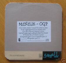 CD PROMO HORS COMMERCE MENELIK - OQP