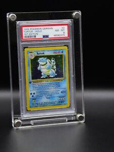NEU - Acryl Pokemon Schutzbox Case Protector für PSA Grading Karten - Protector