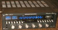Marantz 2275 Stereo Receiver, Pro Serviced, LEDs, Full Recap, Black Faceplate