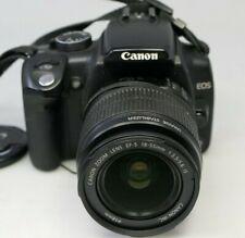 Canon EOS 350d con Canon EF 18-55/3, 5-5,6 is COMPL. Set