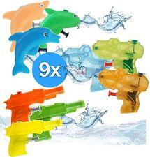 9X Wasserpistole Mix Wasserspritzpistolen Wasserpistole Wasser Spritzpistolen