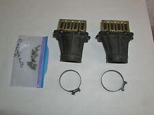 Ski Doo Rev XP reed valves carburetor manifolds 2009 MXZ 600 ETEC Good shape