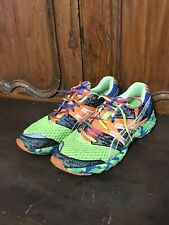 ASICS Men's Gel Noosa Tri 8 T306N Size 12 Colorful Running Sneakers Shoes