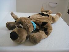 "Hanna Barbera SCOOBY DOO 25"" TALKING Dog Plush Stuffed Animal"