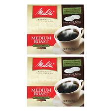 Melitta Medium Roast Soft Coffee Pods 18 Count Bag (Pack of 2)