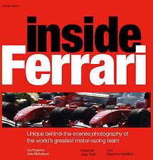 Book - Inside Ferrari - 300 Photos Factory Motorsport Formula One F1 Grand Prix