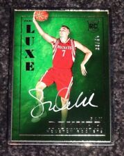 Hard Signed 2015-16 Season NBA Basketball Trading Cards