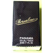 Panama di Borsalino da uomo Eau de Toilette Natural Spray 30ml OVP Profumo