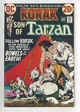 KORAK, Son of Tarzan #50, 1973, NM CONDITION COPY