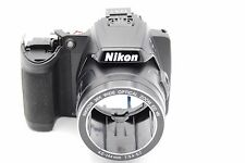 NIKON COOLPIX P500 FRONT COVER WITH FLASH UNIT AND VIEWFINDER REPLACEMENT PART