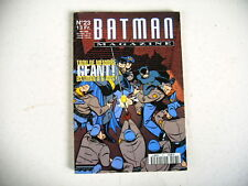 BD  BATMAN magazine n° 23  - 1996