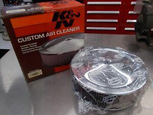 K&N Custom Air Filter 60-120
