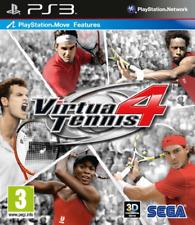 Virtua Tennis 4 (Sony PlayStation 3 2011)