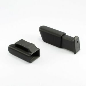 """MAG POUCH GLOCK 43X 9mm - RH SHOOTER - Magazine Holder Fits Belts up to 1.5"""""""
