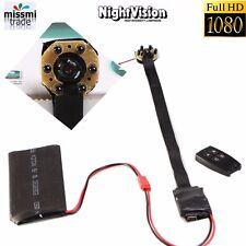 Mini 1080P Hd Spy Dvr Hidden Camera Night Vision Diy Module Video Recorders Cam