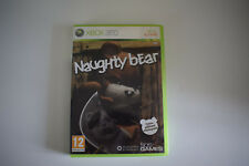 naughty bear pal xbox 360 xbox360