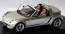 1/43 Smartware No.0014178 / Smart Roadster champagne Remix