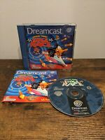 Looney Tunes Space Race Sega Dreamcast 2000 Infogrames PAL Complete With Manual