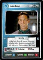 Star Trek CCG Reflections Beverly Crusher FOIL NrMint-MINT