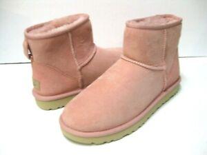UGG CLASSIC MINI II WOMEN ANKLE BOOTS SUEDE BLUS US 9 /UK 7 /EU 40