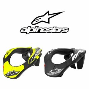 Alpinestars Youth Motocross Neck Support Karting Off Road Kids Protection MX