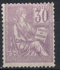 TIMBRE FRANCE année 1900 Type MOUCHON  n°115 NEUF**