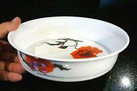 Beautiful Wedgwood Susie Cooper Cornpoppy Oval Serving Dish