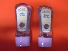 New ! 2 X 6.5 oz Angel of Mine Baby Oil Gel with Chamomile & Calming Lavender