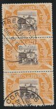 """ECUADOR  """"Scene in Quinto""""  1930 312 A121 50c orange & sepia"""