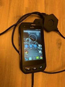 Ecom Sonim XP7 XP7700 16GB Ultra Rugged IP68 Unlocked Tough 4G Black/Yellow