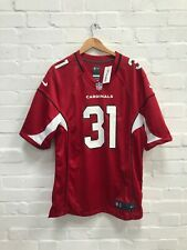 Arizona Cardinals Nike NFL Men's Home Jersey - Large - Johnson 31 - Red - New