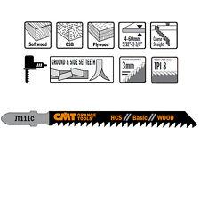 CMT Lame per seghetti per legno Cod.: JT111C-5