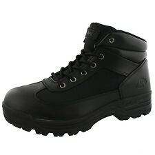 MEN'S MOUNTAIN GEAR COLT STYLE# 310050 53Z BLACK LEATHER HIKING BOOTS