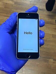 Apple iPhone 5s - 16GB - Space Gray (Unlocked) A1453 (CDMA + GSM)