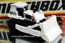 2014 Matchbox Construction Zone Ground Breaker Bull Dozer
