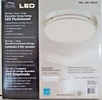 1Altair Lighting LED Decorative Energy Saving Flushmount Light, NEW O/B