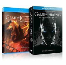 New Game of Thrones: Season 7 (Blu-ray No Digital) with Limited-Time Bonus Disc
