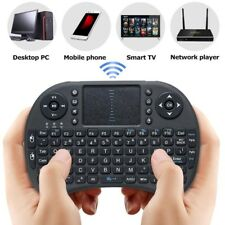 2,4G Mini Clavier Sans Fil Keyboard Touchpad Souris Pour Xbox Pad Android TV
