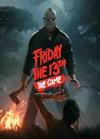 Friday the 13th STEAM GLOBAL + BONUS [FAST DELIVERY!]
