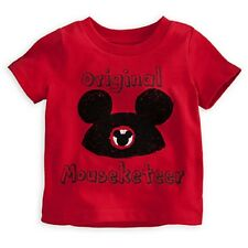 Mickey Mouse Club Tee for Baby - Mickey (Brand New - Disney Baby - 12-18 months)