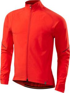Specialized Men's Deflect Cycling Jacket Moab Orange Brand New - Medium