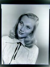 1952 Mai Zetterling The Ringer Cast 6 ORIGINAL NEGATIVE LOT 456T